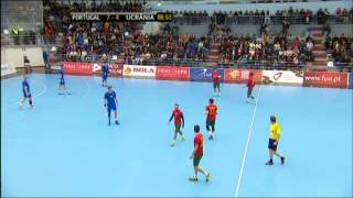 Handball. Portugal - Ukraine. 3-05-2015.