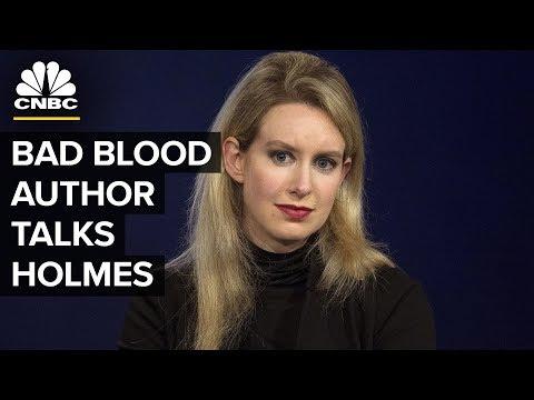 Bad Blood Author Carreyrou On Elizabeth Holmes And Theranos