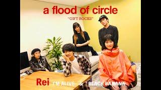 【GIFT ROCKS -Movie-】Rei × a flood of circle
