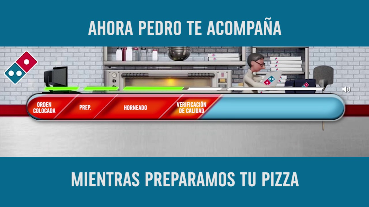 Pizza Tracker Domino S Youtube