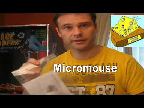 Micromouse Construction Part 1 of 4