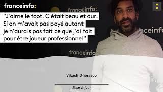 Vikash Dhorasoo :