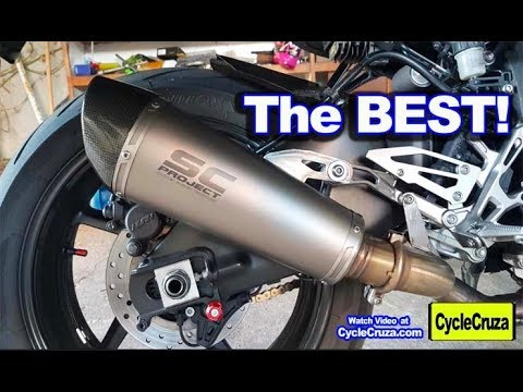 the best aftermarket exhaust for your motorcycle