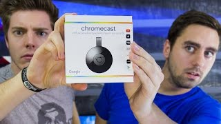 Transformer sa TV ! - Google Chromecast