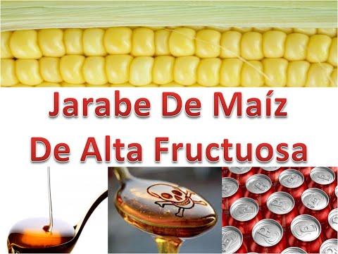 Jarabe De Maíz De Alta Fructuosa (JMAF)