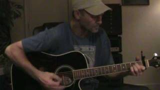 lonely ol night (cover) john cougar mellencamp
