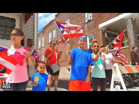 PRCP Lehigh Valley Puerto Rican Parade 2018 (Official Video) Allentown, PA - LBJ Media