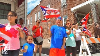 Lehigh Valley Puerto Rican Parade 2018 - LBJ Media
