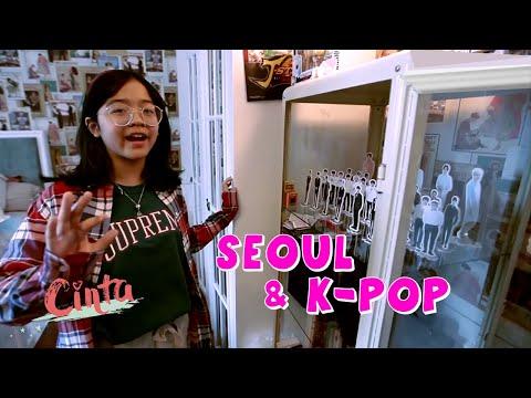 CINTA KUYA | Curhat perjuangan di Seoul & K-Pop