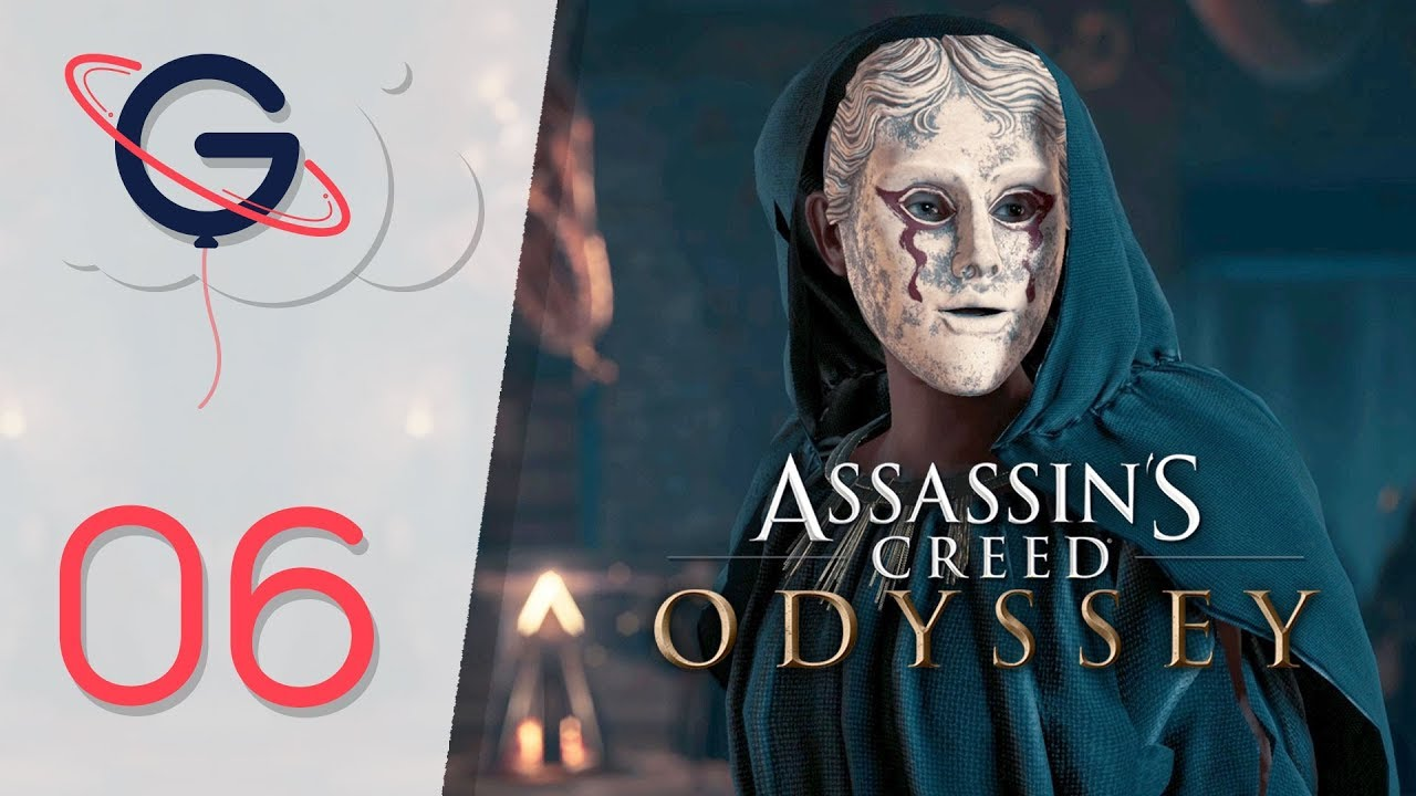 ASSASSIN'S CREED ODYSSEY FR #6 : Le culte