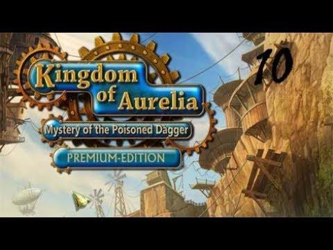 Kingdom of Aurelia - Mystery of the Poisoned Dagger PE - Walkthrough Part 10 |