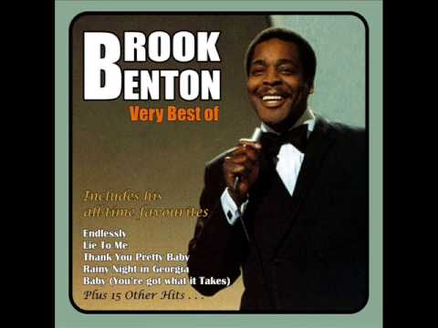 A Rockin' Good Way (To Mess Around and Fall in Love) - Brook Benton