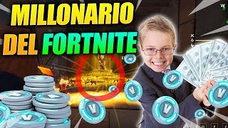 🤑 RICO SCAMMER CHILD LOSES ALL YOUR INVENTORY!🤬 - Fortnite Save The World