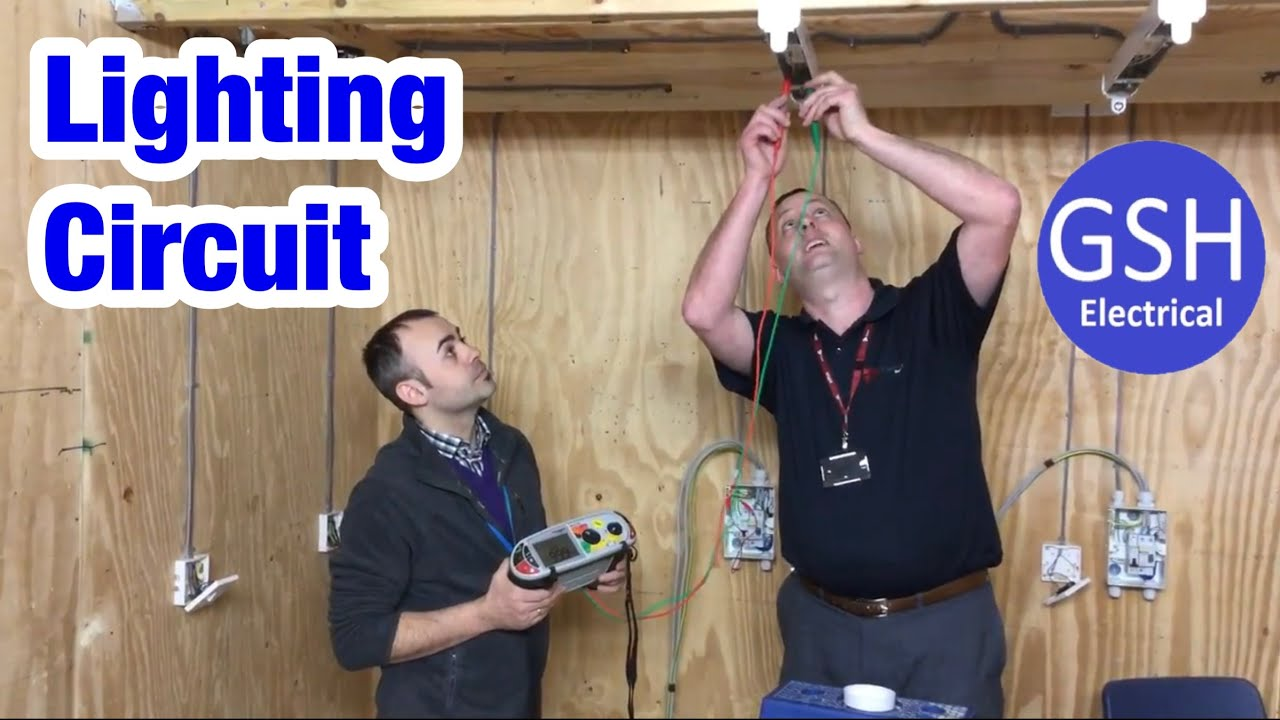 Electrical testing continuity of CPC and polarity of our large lighting circuit  sc 1 st  YouTube & Electrical testing continuity of CPC and polarity of our large ... azcodes.com