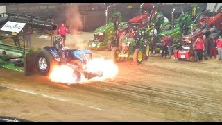 Tractorpulling FAIL Compilation!! #2