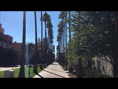 Arizona State University Campus Video Tour