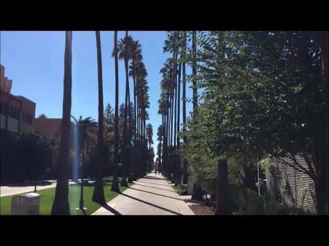 Arizona State University Campus Video Tour - YouTube