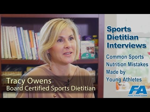 Common Sports Nutrition Mistakes Made by Young Athletes
