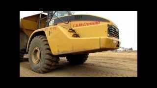Cat 740 Haul Truck