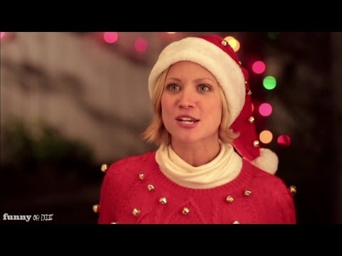Christmas Caroling w Brittany Snow