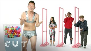4 Strangers Compete For $1000 | Fishbowl | Cut