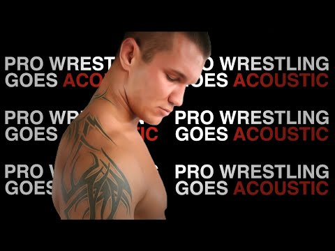 Randy Orton - Burn In My Light (WWE Acoustic Cover) - Pro Wrestling Goes Acoustic