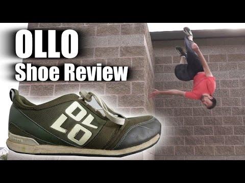 OLLO PARKOUR Shoe Review
