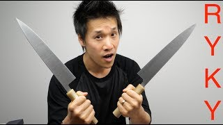 The World's Most Wanted Japanese Gyuto Chef Knife