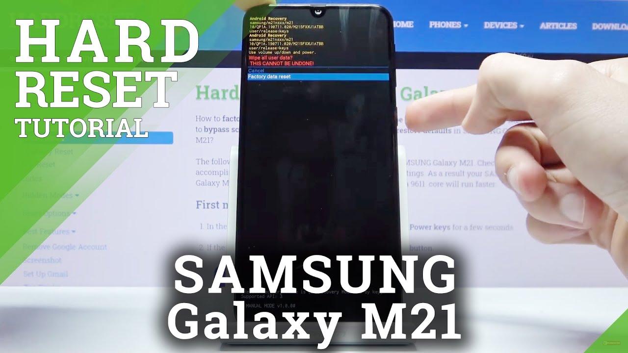 Hard Reset SAMSUNG Galaxy M28, Mehr anzeigen - HardReset.info