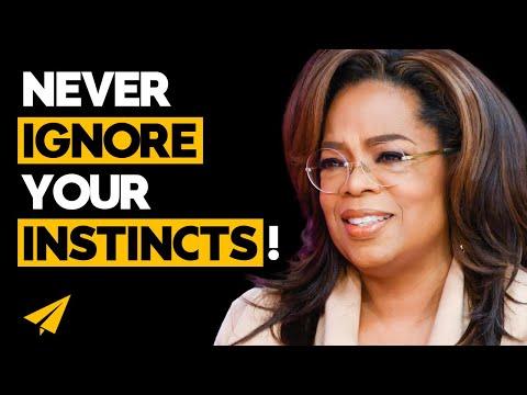 Oprah Winfrey's INSPIRING Story - #MentorMeOprah