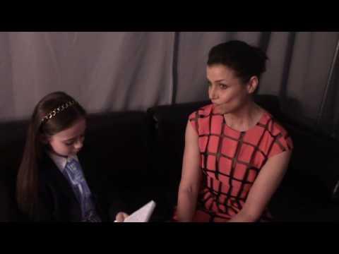 Shayna Interviews Bridget Moynahan!