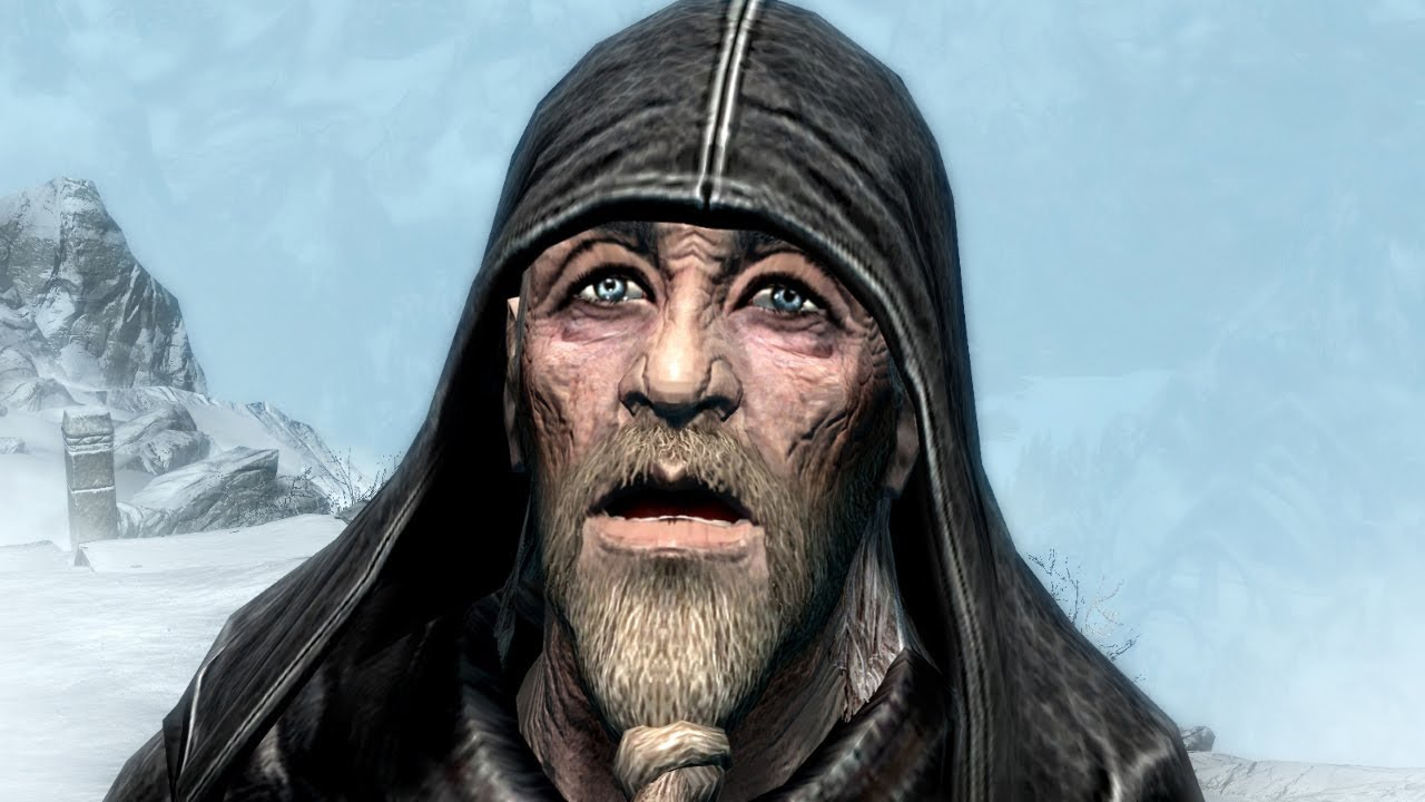 Skyrim but my shouts are 1000X more powerful thumbnail