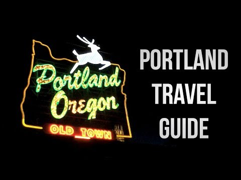 Becky's Portland Travel Guide – What To Do In Portland Oregon