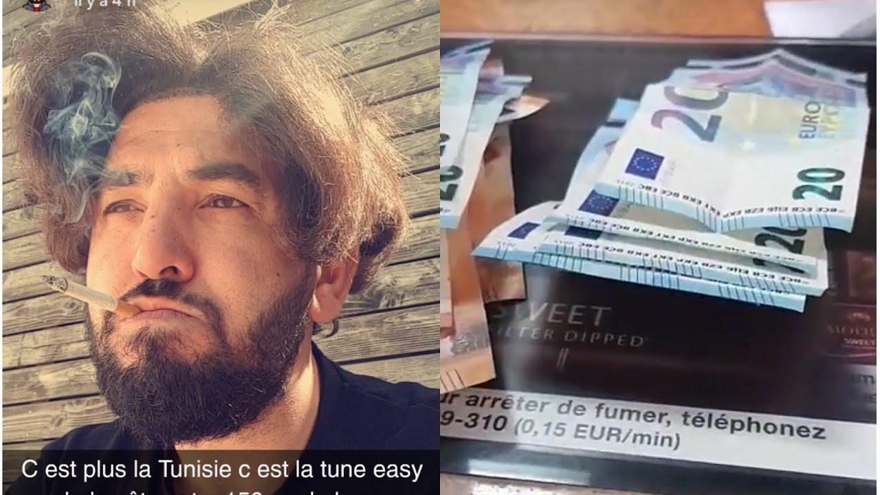 Mohamed Henni DÉBARQUE CHEZ LA BURALISTE !!