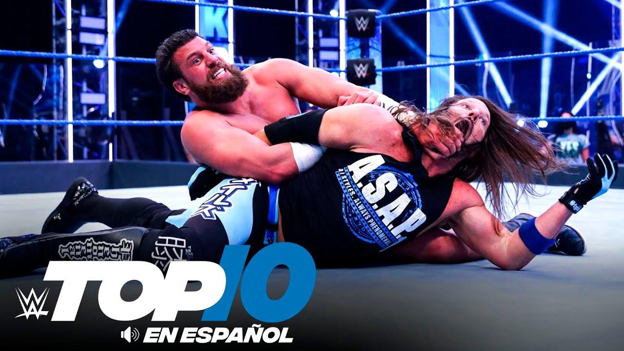 Top 10 Mejores Momentos de SmackDown En Español: WWE Top 10, Jul 3, 2020