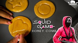 Squid Game Honeycomb Game  Korean DALGONA Candy  2 Ingredients ONLY!