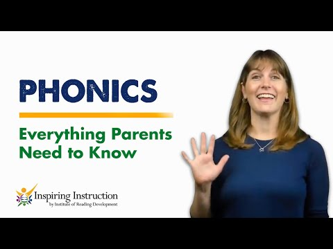 Phonics Everything Parents Need to Know
