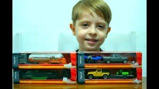 Машинки с прицепом Игрушка машина МАН Бинзовоз Cars with a trailer Toy car MAN