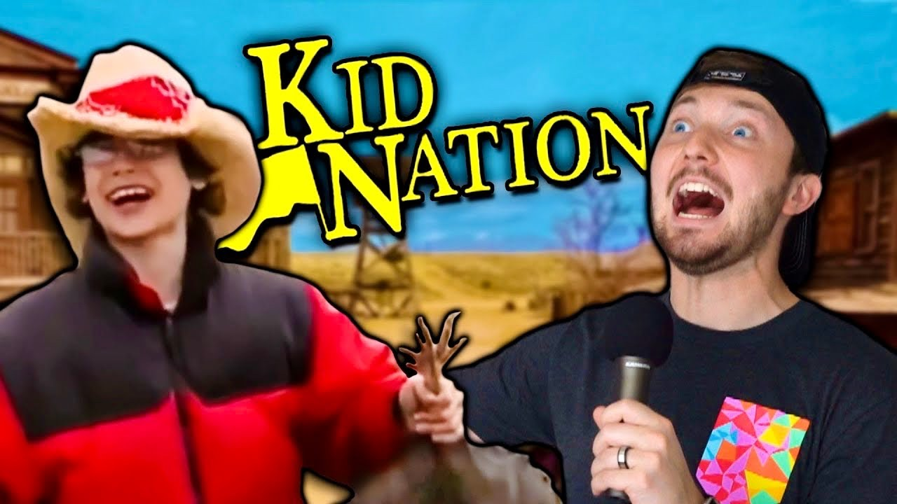 Kid Nation Was An Insane Show