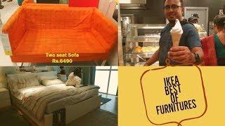Ikea Furnitures Hyderabad   Tour Of Ikea Cafeteria