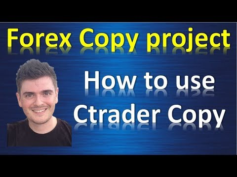 Copy forex trading system