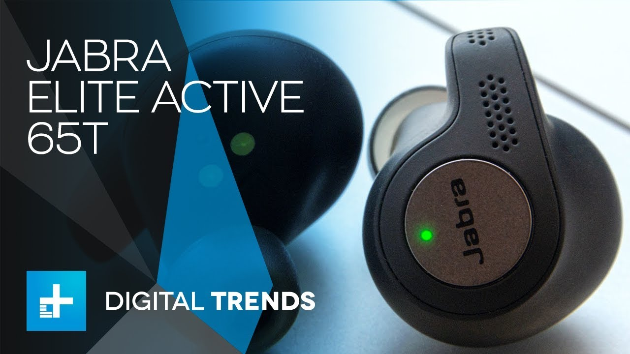 Jabra Elite Active 65t Hands On Review Youtube