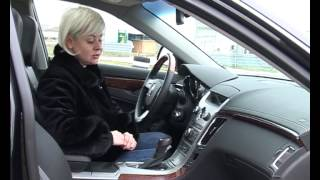 Тест-драйв Кадиллак/Cadillac CTS_2012.avi