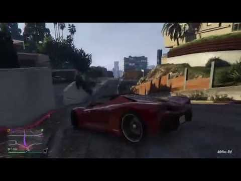 The Turismo R Is Superior!!! - Grand Theft Auto V Online Stunt Race