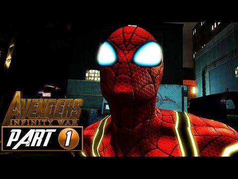 Avengers: INFINITY WAR Spider-man Part 1 - TASM 2 MOD