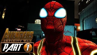 Avengers: INFINITY WAR Spider-man Part 1 - TASM 2 MOD