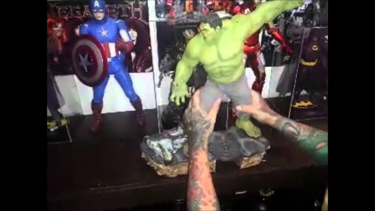 Review Hulk 1 6 Diorama The Avengers Iron Studios