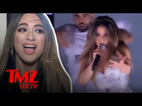 Ally Brooke Shows Us Her Pre-show Ritual | TMZ TV
