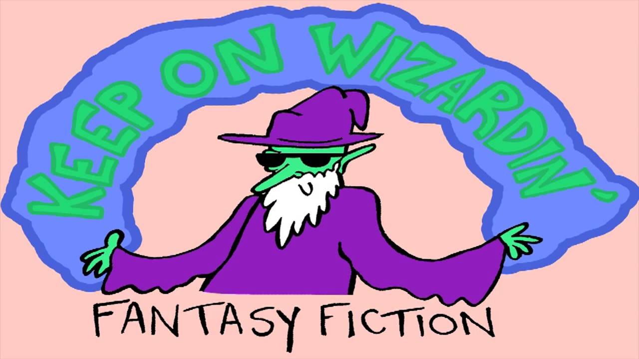 Fantasy Fiction 9: Dragons!