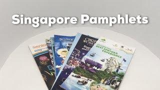 Singapore Pamphlets